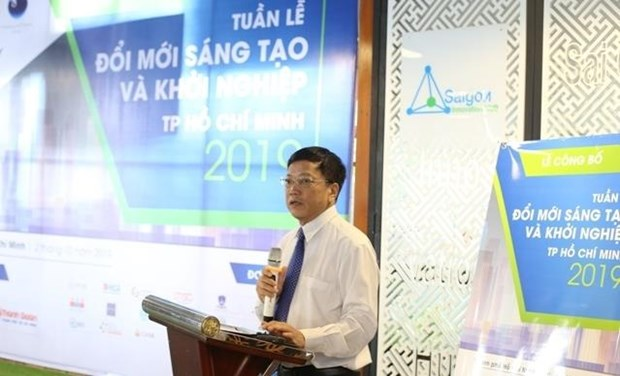 At the press conference for WHISE 2019 (Photo: khampha.vn)