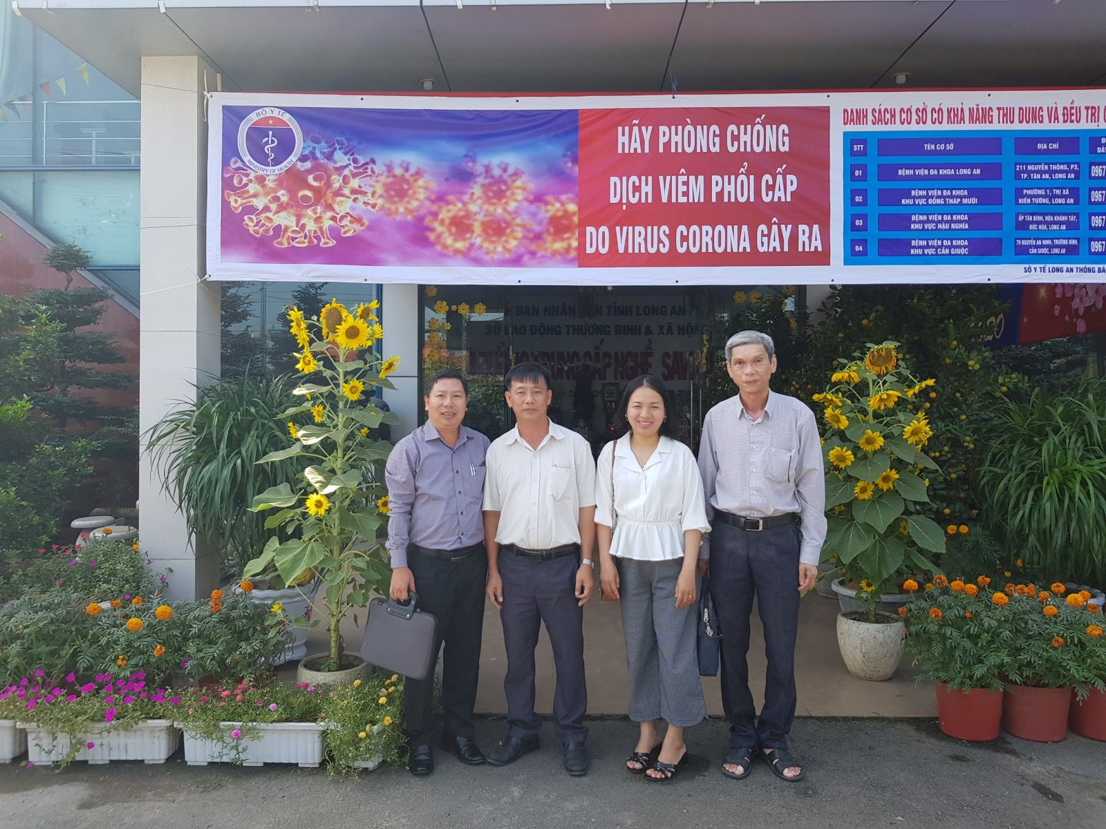 The mission come to work at private vocational education institutions